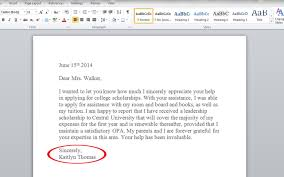 thank you letter for job recommendation image collections letter