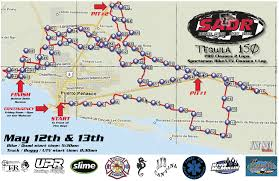 Puerto Penasco Map Desert Race In Puerto Penasco Race Dezert