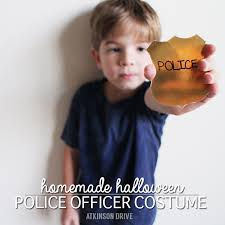homemade halloween police officer costume atkinson drive