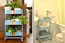 ikea raskog utility cart ikea utility cart plants awesome homes useful and functional
