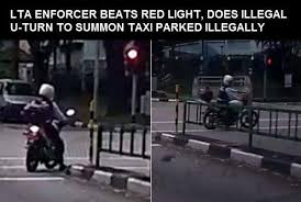 beating the red light all singapore stuff real singapore news alternatives