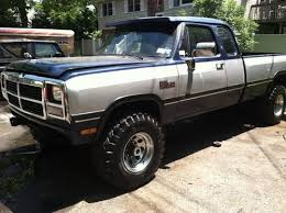 dodge cummins for sale in ny purchase used 1st cummins 1993 w250 diesel cab 4x4 le in