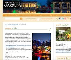 growing with plants botanic gardens are for christmas lights