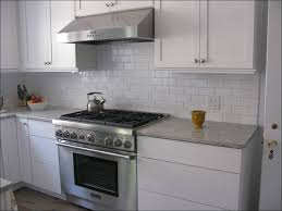 White Subway Tile Kitchen Backsplash by Kitchen Brown Subway Tile Light Blue Subway Tile Glass Subway