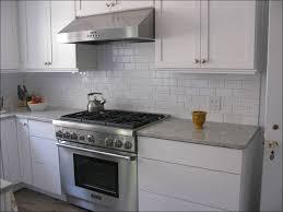Backsplash Subway Tile For Kitchen by Kitchen Brown Subway Tile Light Blue Subway Tile Glass Subway