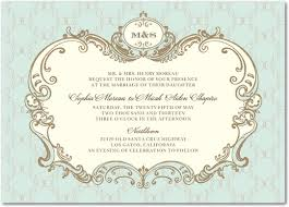 Elegant Wedding Invitations Lavishly Elegant Signature White Wedding Invitations Elum
