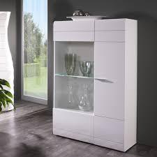 Wohnzimmerschrank Zu Verkaufen Vitrine Rechts Carero Kleiner Wohnzimmer Schrank Weiß Hochglanz