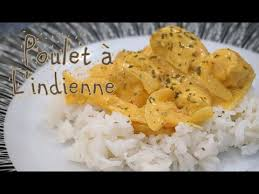 cuisine indienne facile rapide recette de poulet au curry indien cuisine rapide