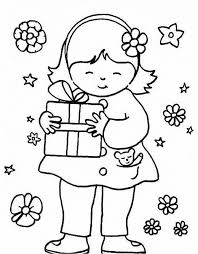 kid coloring pages kid coloring