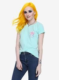 spongebob squarepants shirts merchandise hot topic