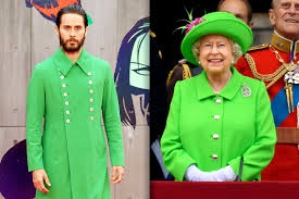Jared Leto Meme - week in fashion jared leto goes green in gucci takes us down