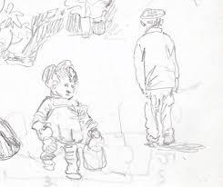 dan hallett u0027s blog people sketches