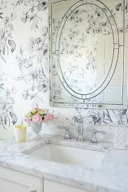 Black And White Wallpaper For Bathrooms - new interior design ideas for the new year home bunch interior