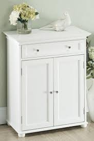 Small Bathroom Floor Cabinet Floor Standing Bathroom Cabinets White Storage Cabinet Unit