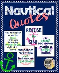 themed quotes these motivational quotes are the touch for any nautical