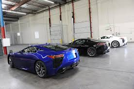 lexus lfa buy usa lexus lfas delivered to customers