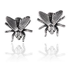 store stud earrings fly stud earrings the evolution store