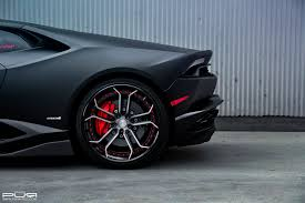 Lamborghini Huracan Grey - photo 3 lamborghini huracan custom wheels pur rs12 20x90 et tire