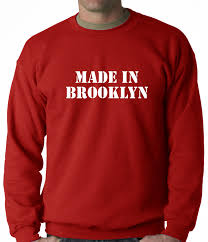 made in crewneck