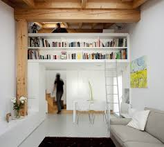 creative space saving solution for small flats by marta badiola