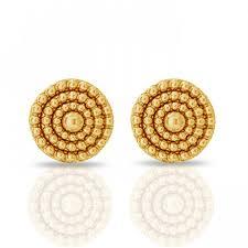 gold erring gold earring jacknjewel