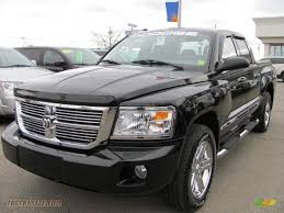 dodge dakota crew cab 4x4 for sale 2008 dodge dakota laramie crew cab 4x4 in brilliant black 563161