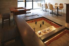 Under The Desk Heater Japanese Encyclopedia Kotatsu Horigotatsu Table Heater Sunken