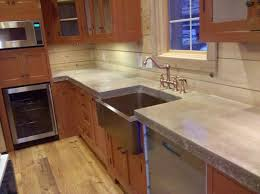 Japanese Traditional Kitchen Cast N Place Concrete Countertops Traditional Kitchen