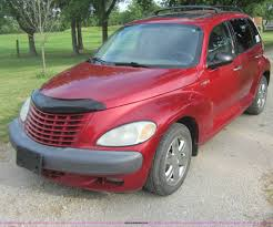 2002 chrysler pt cruiser limited edition suv item d5554