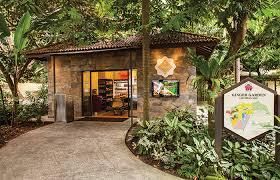 Singapore Botanic Gardens Location The Halia In The Singapore Botanic Gardens Launches Gourmet