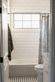 white shower tile with dark grout amazing tile