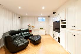 the top 4 reasons to finish your basement in house realty