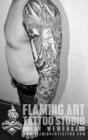 and demons fighting sleeve 2 com flickr