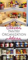 How To Organize The Kitchen - pantry makeover diy pantry organization ideas how to fix a