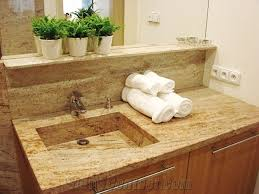 Granite For Bathroom Vanity Guest Bathroom Granite Countertop With Single Vanity Top Marble