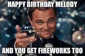 Meme Melody - leonardo dicaprio cheers meme imgflip