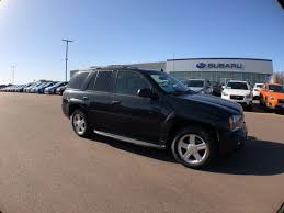 chevrolet trailblazer 2008 used 2008 chevrolet trailblazer for sale sioux falls sd vin