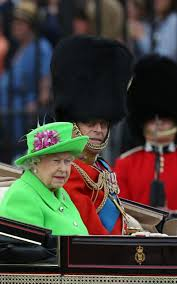 trooping colour princess charlotte steals show