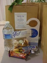 wedding guest bags detroit wedding welcome bag great for out of town guest diy