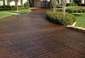 Brick Paver Patio Cost Estimator Stamped Concrete Design U0026 Estimate Concrete Craft Concrete Patio