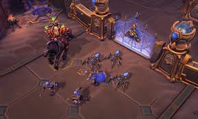 heroes of the storm designer u0027i u0027d change every single hero in the