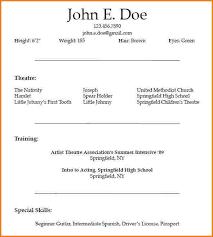 resume template in spanish professional spanish teacher templates