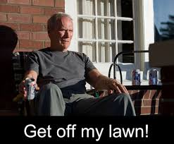 Get Off My Lawn Meme - get off my lawn morethanthecurve