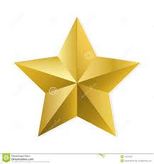Gold Star Meme - gold star isolated vector object stock vector illustration of