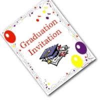 kindergarten graduation cards free printable graduation invitations graduation party invites