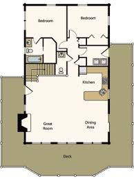 small vacation home floor plans log home living s 10 favorite small log cabins