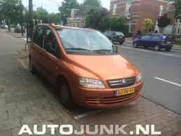fiat multipla tuning oranje fiat multipla foto u0027s autojunk nl 169112