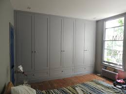 What Is Laminate Flooring Made From This Floor To Ceiling Fitted Wardrobe Is Made Up Of Three Units