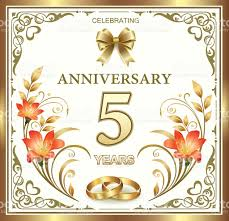 10 wedding anniversary card with 10 wedding anniversary stock vector 504311288 istock