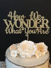 a and we re cake topper pin by toni myer on baby myer gender reveal glitter